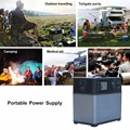 PS5B 400Wh solar energy kit Off Grid solar energy storage system PowerOak with battery management system for clambake