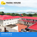 Low cost africa labor camp guangzhou mobile living pre fab assembled modular module containers prefabricated house