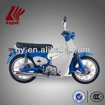 Colorful Europe Cub Motorcycle 110cc, KN110QA