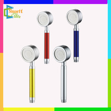C-018 aluminium alloy best selling pressure boosting rainfall shower head