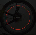 2017 Hot Sale New Design 2017 mountain road bike bicycle lights LEDS Tyre Tire Valve Caps Wheel spokes LED bike lights