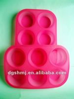 2013 hot sale silicone cake mould