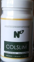 COLSLIM 400 mg Capsules - 60s Weight Loss , Fat burner