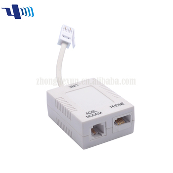 UK type ADSL splitter