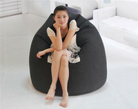 colorful waterproof fabric bean bag chair outdoor cushion cover