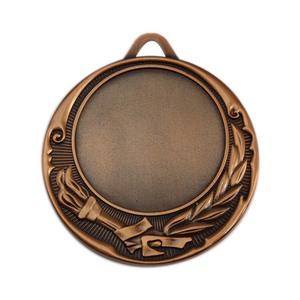 Custom Metal Blank Medal for souvenir gifts
