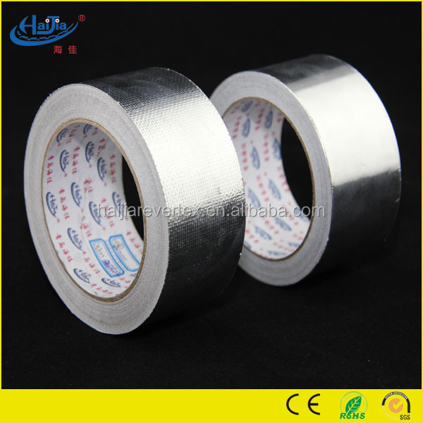 China manufacturer fiberglass reinforced cheap aluminum flashing butyl tape