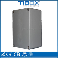 TIBOX 2016 newest design waterproof cast aluminum control panel