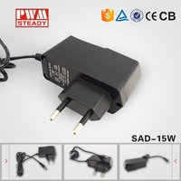 5v 3a / 5vdc 3a switching power supply with CE certification AC DC adapter