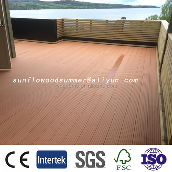 wpc deck flooring Corridor floor patten Synthetic wood deck