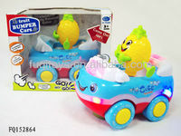 Mini rc stunt car with the fruit baby on the car, 20 similars