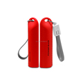 2017 hot selling mini promotion keychain power bank bag ornament power bank