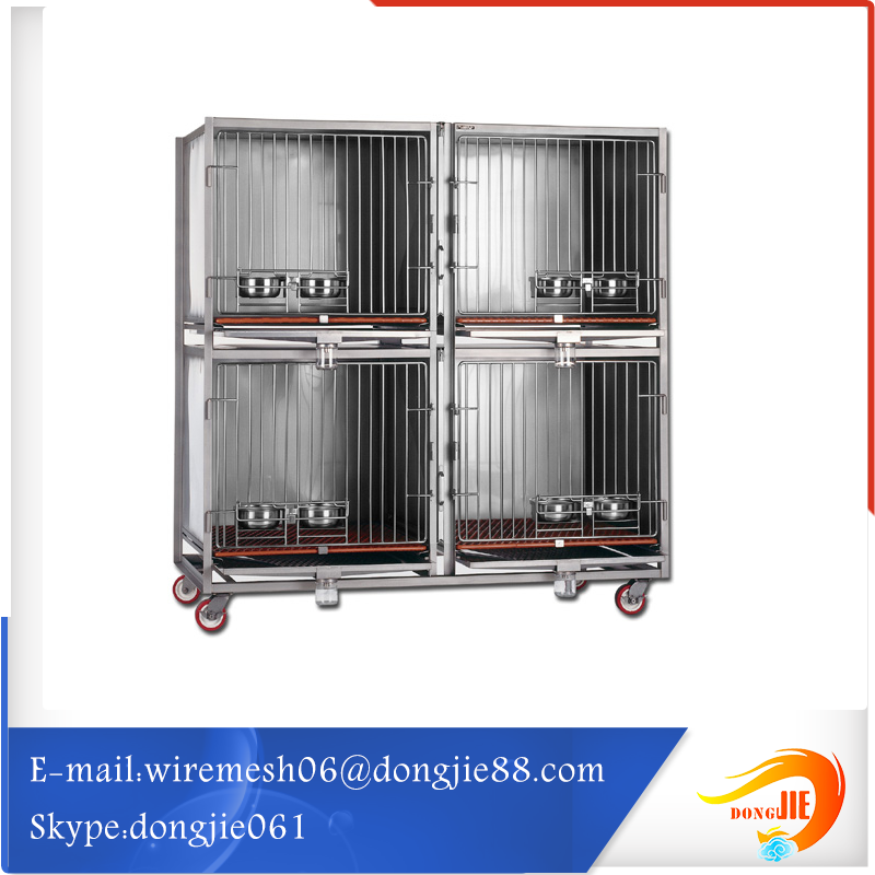 beer brewing equipment chrome steel dog cage