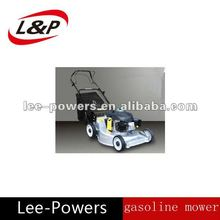 22 inch gasoline self propelled lawn mower