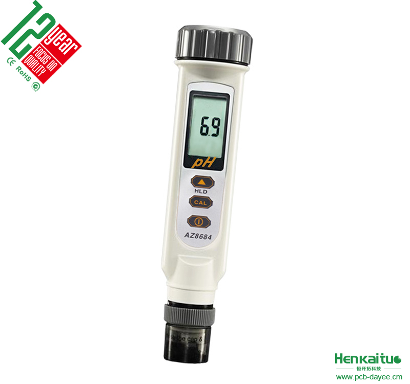 Best Price PH Tester Big LCD IP65 Digital PH Meter <strong>Manufacturer</strong>