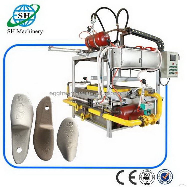 Modern Cheapest pap paper shoe tree making machine
