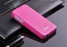 For iPhone 5 5s up down PU Leather Case For iPhone 5 With Stand Card Holder Phone Bag Case
