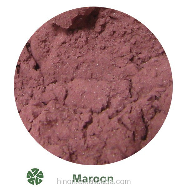 Ceramic Raw Material Maroon Red Pigment for Industrial Paint
