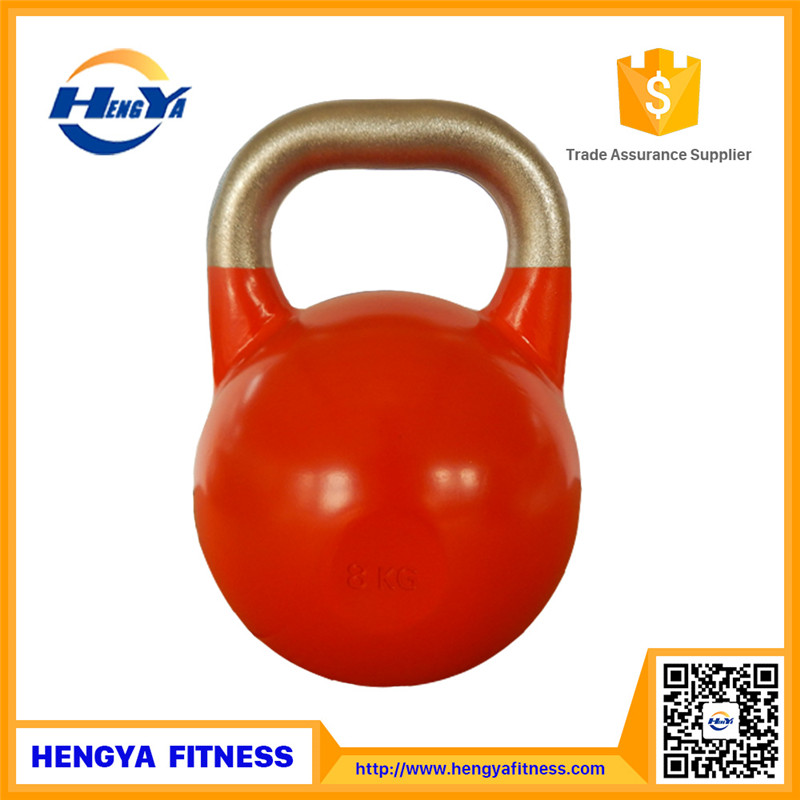 High Quality China Steel Competition Kettlebell