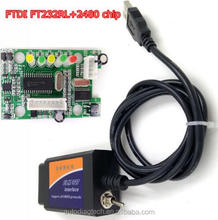 ELM327 USB Modified for Ford with FTDI chip - MS-CAN support Mazda Forscan OBD2