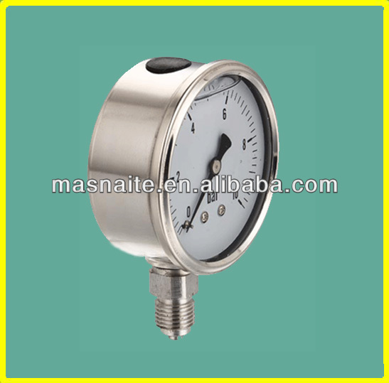 hydraulic oil temperature gauge