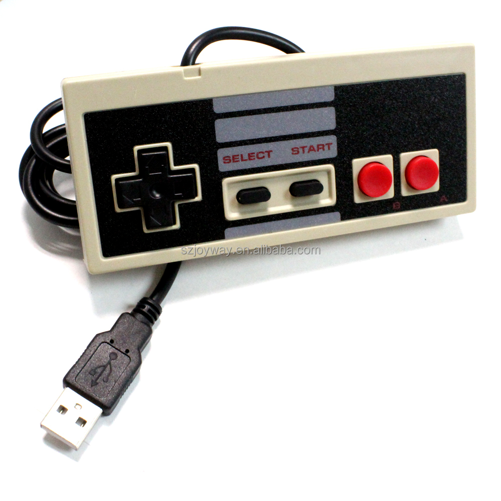 stock available for Nintendo FC NES retro game controller pc rasberry pi