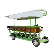 Wholesale Quadricycle Touring Surrey Beer Bar Bike