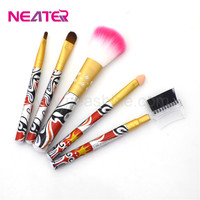 Hotseller 2016 makeup tools antique oem facial beauty brushes