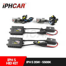 2 Year Warranty Newest 55w Hid Driving Light H1 H3 H7 H9 55W HID Conversion Kit 9005 9006 880 881 Hid Light