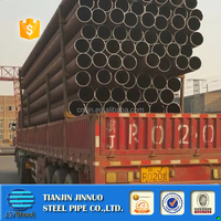 building material/hollow tube/metal/ERW Q345 Q235B ERW black round steel welded pipe dn200