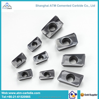 ATM Manufacturer high quality CNC lathe carbide insert indexable