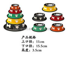 new japan collapsible silicone pet travel bowl dog