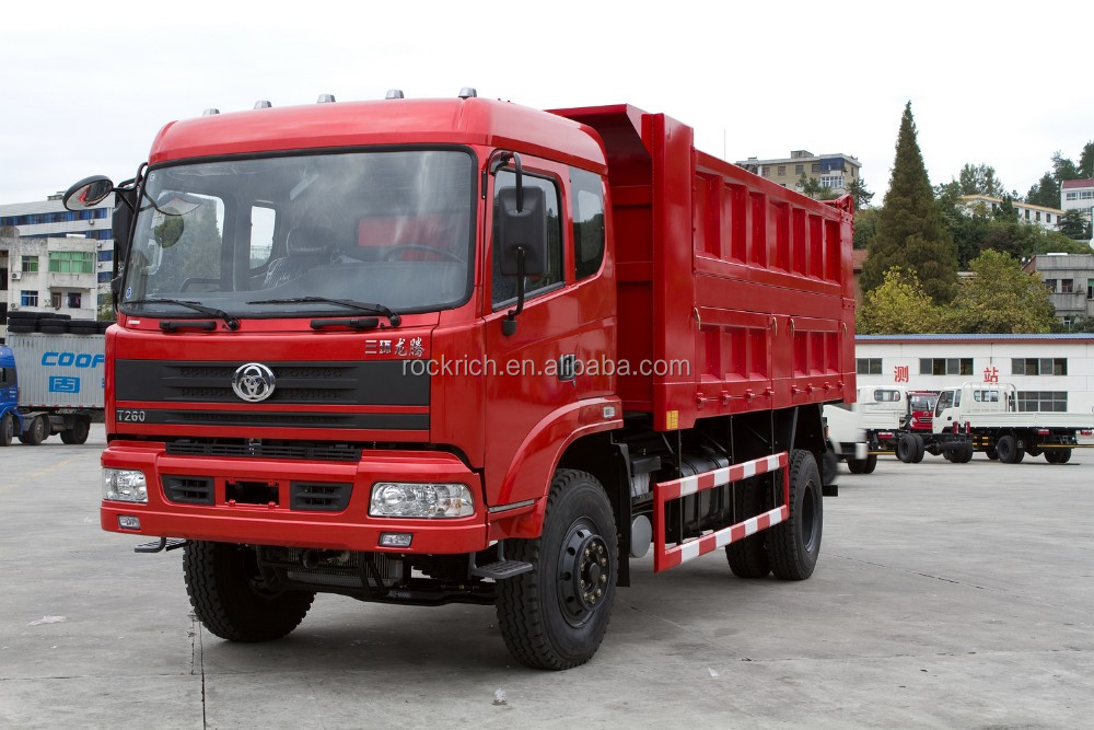 4x2 Driving Type Dump Truck Load Of Gravel Nice Pictures Of Dump Trucks 10 Ton
