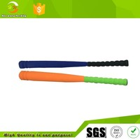 cusotmized high elasticity eva foam baseball bat for children play