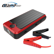 12000mAh emergency charger portable car jumper starter power bank
