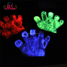 Led Party Stock Lot Glow Dark Ghost Led Gloves