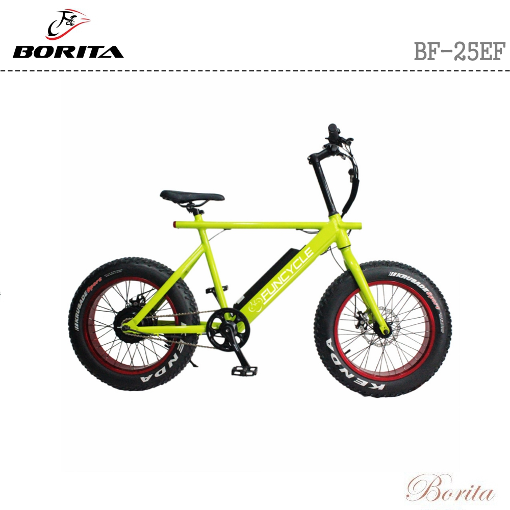 2017 New Style 20 inch Fat Tyre Power ebike