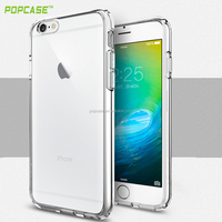 2016 Newest Ultrathin Transparent PC and Tpu Case For Iphone 7 With High Quality