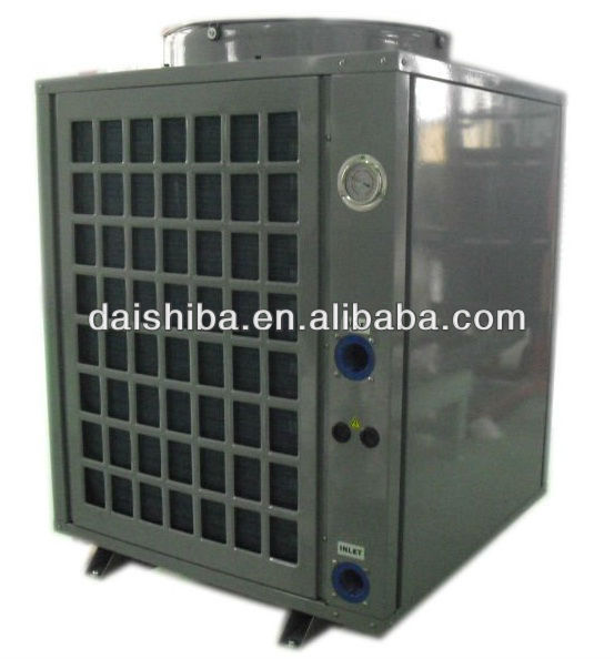Air source swimming pool heat pump/water pompa di calore for swimming pool for SPA R410A,4.5~100kw,CE,SAA