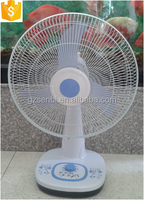 "with multi function 16"" electric table fan oscillating desk fan"