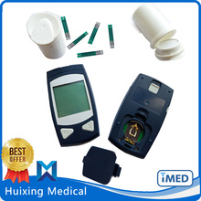 High quality and cheap price glucose & cholesterol uric acid meter