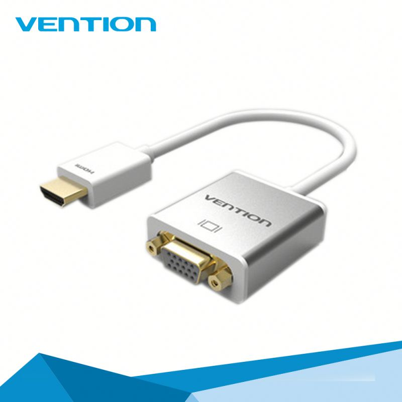 New arrival wholesales Vention vga to hdmi converter with hdcp compliant