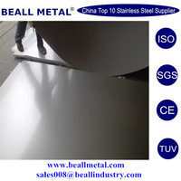 Best quality 321 tisco Stainless Steel plate 3/16