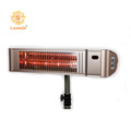 Infrared garage remote control patio heaters