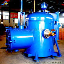 300kg Cyclical vacuum induction melting furnace electric arc furnace 5 ton