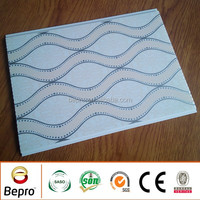 SASO certificate plastic panels for walls