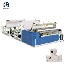 small toilet paper roll making machine price