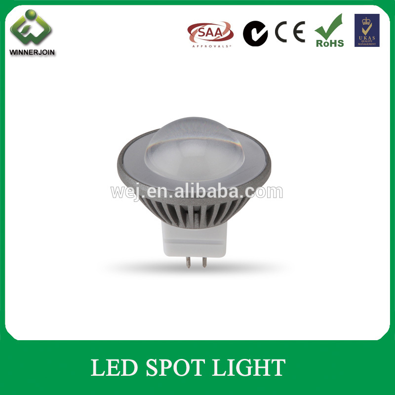 led lights 12v led spotlights mr11 gu4 1w cheap price
