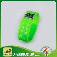 Hot sale fashion accessory silicone bangle,marketable silicone bracelet wristbands