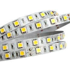 High quanlity waterproof rgb led strip light smd5050 5mm wide led flexible strip 002